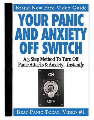 Stop Panic Attacks Video Cover 1